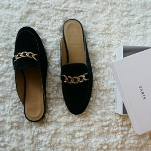 Sandro Shoes - NWT Sandro Mules (100% Leather)